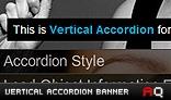 Vertical Accordion Banner XML V1
