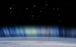 Blue Planet Glowing Aura Flash