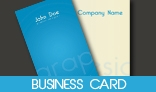 Graphic Designer (Business Card)