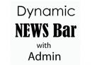 Dynamic News Bar Script with Admin Panel
