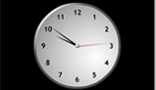 Flash Analog Clock_C2R1