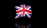 United Kingdom Flag Animation