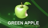 Green Apple PSD Template