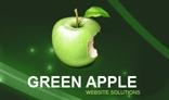 Green Apple PSD Template