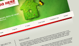 Property Development Website Template