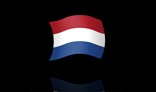 Netherlands Flag Animation