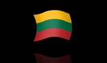 Lithuanian Flag Animation