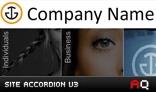 Site Accordion Banner V6