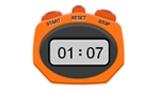 Flash Timer/Stopwatch