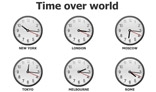 Time over world.