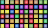 Abstract colors background. 0.7 Kb only. AS2.0 + AS3.0 versions.