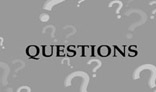 Frequently Asked Questions simple banner.
