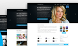 Curedesign Portfolio / Business PSD Template