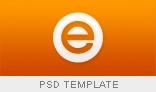 Elegant - PSD Template
