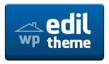 Edil Wordpress theme for your blog