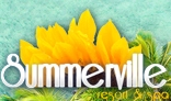 Summerville hotel & resort theme