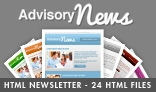 Advisory News - HTML Newsletter