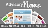 Advisory News - HTML Newsletter
