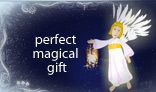 Perfect magical gift