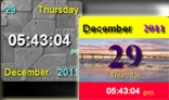 Date & Time Component