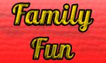 A Family Fun Template HTML
