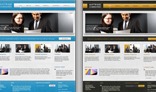Business Website - PSD Template