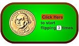 3D Flipping Coin