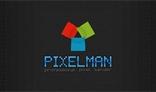 Pixelman - web designer / developer portfolio page