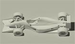 Jordan 191 F1 car