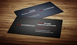 Simple Modern Business Card V2