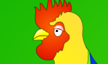 Rooster Animation