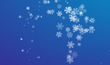 Swirl of snowflakes. Flash animation. 3Kb only. AS2.0