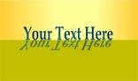 Bouncing Text Effect