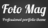 Foto Mag -  Fullscreen portfolio theme