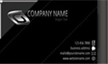 Blacky Business Card