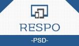 Respo: Responsive PSD Template