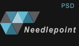 Needlepoint - Multi Purpose PSD Template