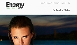 Energy - a Premium Wordpress Theme