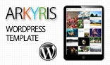 Arkiris | Single Page Multi-Purpose Wordpress Them