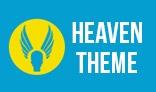 Heaven Theme - One PSD template