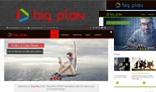 Big Plan - HTML5 / CSS3 Template