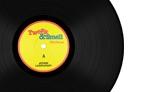 Vinyl Cover Art Templete