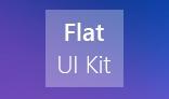 Light Flat Web UI Kit
