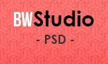 BWStudio - PSD Template for Your Portfolio
