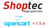 Shoptec - Opencart Template V1.5.6 - g3themes