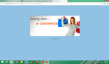 E-Commerce slider