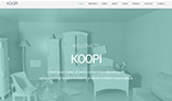 Koopi - One Page Flat Creative Bootstrap Theme