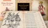 Old Book Menu Template