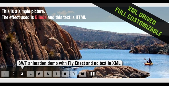 Advanced XML Banner Rotator and Site Header