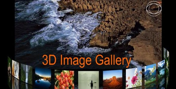 3D Image Gallery
